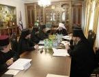 Состоялось внеочередное заседание Синода Православной Церкви Молдовы