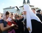 16-17 июня состоялся Первосвятительский визит Святейшего Патриарха Кирилла в Вологодскую митрополию