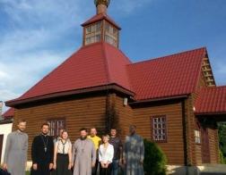 Методический совет православных скаутов состоялся в Лиде
