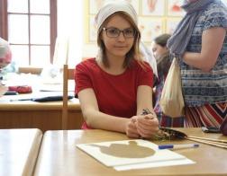 В Минской духовной семинарии прошла пленэрная практика для учащихся художественного колледжа имени Глебова