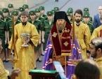 При Военном университете Министерства обороны России освящена часовня великомученика Георгия Победоносца