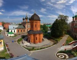 В Высоко-Петровском монастыре будет совершена литургия на английском языке