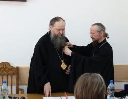 В Минской духовной семинарии состоялось итоговое заседание Ученого совета