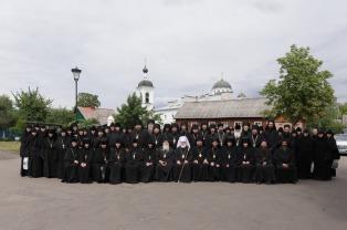 В Полоцке состоялась монашеская конференция «Организация внутренней жизни монастырей»