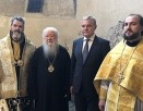 Иерархи Болгарской Православной Церкви приняли участие в богослужении в Успенском соборе Московского Кремля