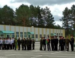 Завершен XII военно-патриотический слет православной молодежи Беларуси