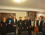 Состоялась встреча председателя ОВЦС с делегацией Евангелическо-лютеранской церкви Саксонии