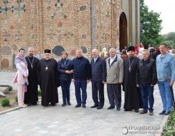 Премьер-министр Республики Беларусь посетил Коложскую церковь
