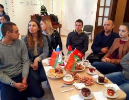 Открытый диалог «Роль Церкви в жизни современной молодежи» состоялся в Жодино