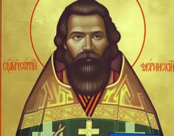 В Эстонской Православной Церкви прошли торжества по случаю 15-летия обретения мощей священномученика Сергия Ракверского