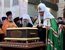 Патриарх будет детально разбираться в деле о «царских останках»