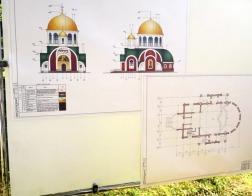 В агрогородке Шершуны будет построен храмовый комплекс в честь святого Иоанна Предтечи