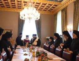 Синод Константинопольского Патриархата избрал новых митрополитов Анкирского, Анеонского и Швейцарского