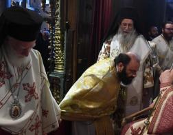 В Стамбуле состоялась архиерейская хиротония митрополита Новой Зеландии Мирона (Ктистакиса)