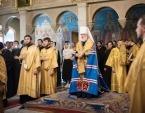 Митрополит Таллинский Евгений возглавил торжественный акт по случаю выпускного дня в Московской духовной академии