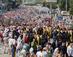 На Украине чиновники массово препятствуют участию верующих в Крестном ходе 27 июля