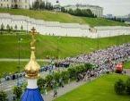 Торжества в праздник явления Казанской иконы Божией Матери состоялись в столице Татарстана