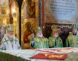 Митрополит Минский и Заславский Павел принял участие в торжествах в честь обретения мощей преподобного Сергия Радонежского