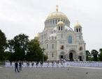 К Дню ВМФ России в Кронштадт будут принесены мощи святого праведного воина Феодора Ушакова