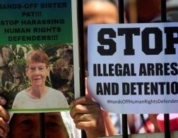 Филиппинская миграционная служба требует депортировать из страны 71-летнюю католическую монахиню