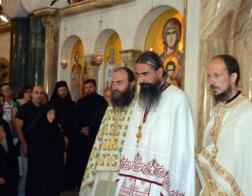 Архимандрит Мефодий (Остойич) рукоположен во епископа Диоклийского, викария митрополита Черногорского и Приморского