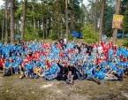 В Киевской области проходит I Всеукраинский православный молодежный фестиваль «Ортофест»