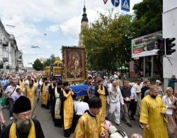 «Единым сердцем»: Десятки тысяч верующих пройдут Всеукраинским крестным ходом