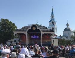 Ежегодный фестиваль православного пения «Просветитель» проходит на Валааме