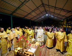 Открыт молодежный слёт Гомельской епархии