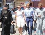 Представители Украинской Православной Церкви провели встречу с украинскими военнопленными в Луганске