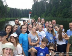 Завершился слет молодежи Гродненской епархии