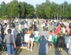 Бал православной молодежи, посвященный 1030-летию Крещения Руси, прошел в Новогрудке