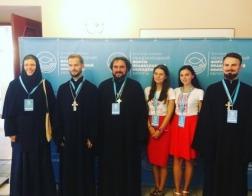 Делегация Белорусской Православной Церкви приняла участие в открытии Международного форума православной молодежи Европы