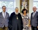 Главный редактор Издательства Московской Патриархии встретился с руководителем Российской книжной палаты