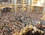 Блаженнейший митрополит Онуфрий возглавил праздничное богослужение в Почаевской лавре