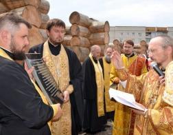 В Борисове будет построен храм в честь святого князя Владимира