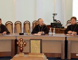 Представители епархий Белорусской Православной Церкви обсудили реализацию проектов в рамках Года малой родины