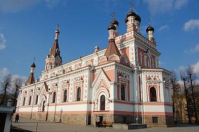 Гродненский Свято-Покровский кафедральный собор