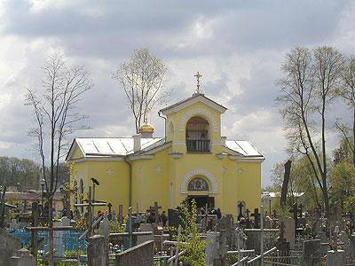 г. Гродно. Храм во имя Св. прп. Марфы (1843)