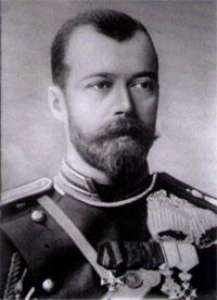 Николай II в 1914 году.