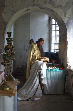 Разрешительные молитвы на исповеди